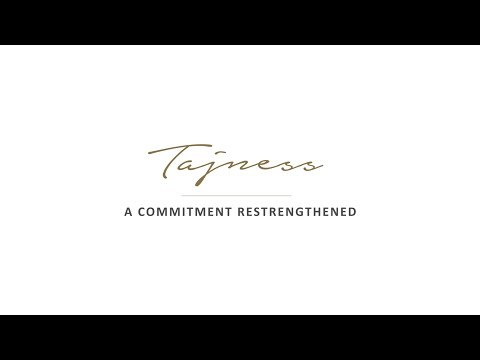 Tajness - A Commitment Restrengthened