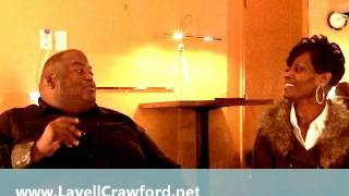 Treva Gordon chats with Lavell Crawford