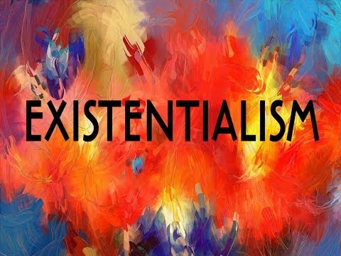 AP Literature and Composition Existentialism Project