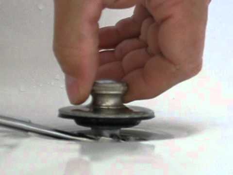 Delicieux How To Remove WATCO Pop Up Shower Drain