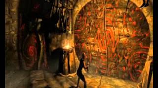 Курган Бладскал (Bloodskal Barrow). Дверь.