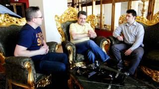 Pozitīvas sarunas ar pozitīviem cilvēkiem- Jānis Vecbrālis