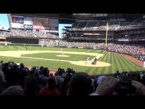 Humber Perfect Game at Safeco