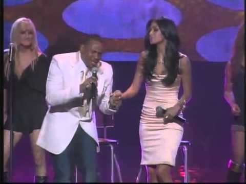 The Pussycat Dolls Ft. Avant - Stickwitu Live At Soul Train