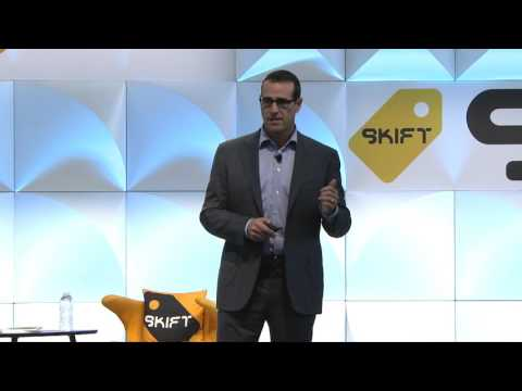Adobe's Head of Industry Strategy at Skift Global Forum
