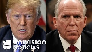 Trump  Brennan, From YouTubeVideos