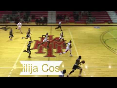 Frank Phillips College Men's Basketball 2016/2017 Game 23