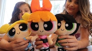 PowerPuff Girls Challenge Video | Bratayley