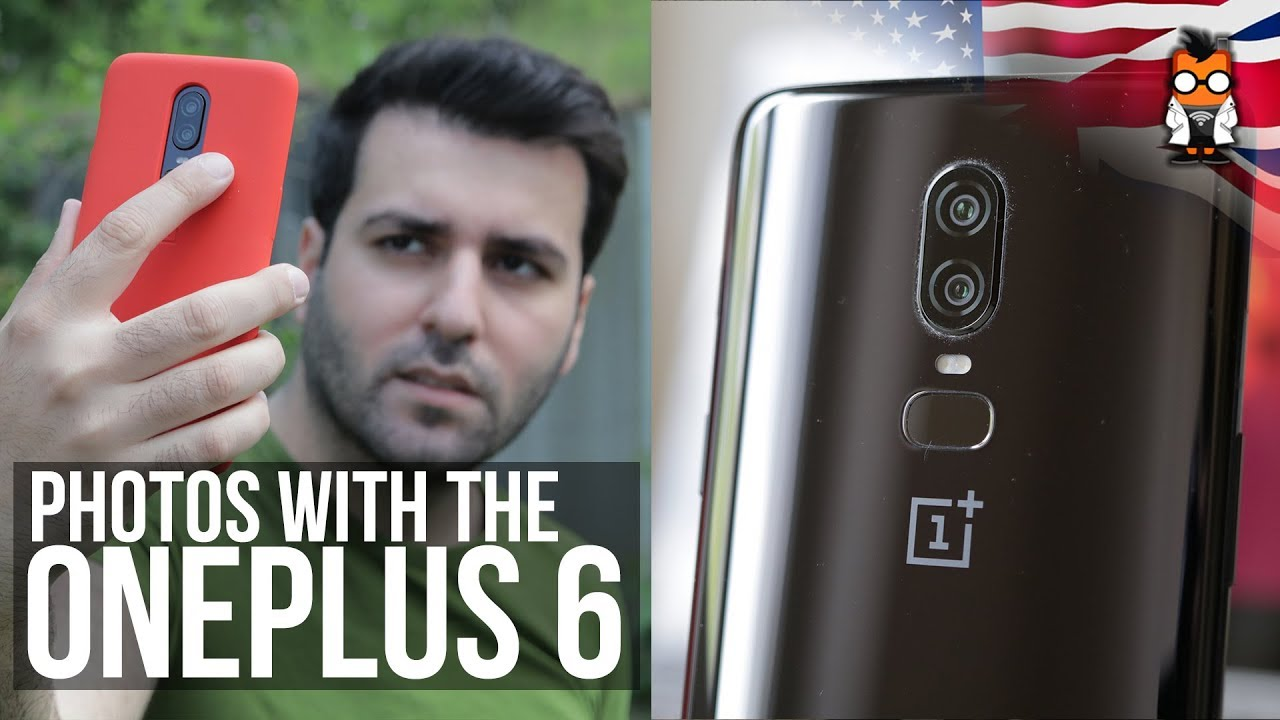 OnePlus 6 - Photo Camera App, Settings, Image Quality, Front Camera, Low  Light, Portrait Mode