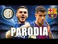 Canción Barcelona vs Inter Milan 2-0 (Parodia Mia Bad Bunny ft. Drake) Mp3