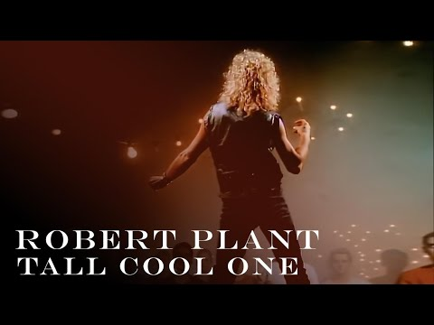 Robert Plant | 'Tall Cool One' | Official Music Video