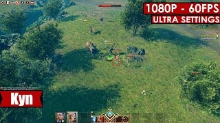Kyn gameplay PC HD [1080p/60fps]