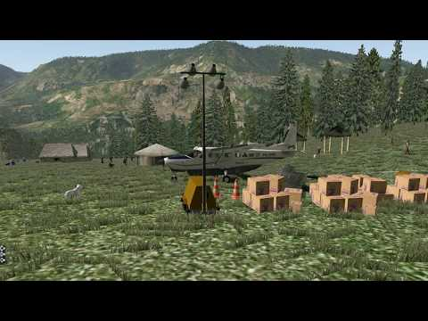 XPlane 11 Susi Papua Adventures Part 4 Jayawijaya Regency Eastern Papua