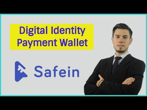 Safein ICO Review - Digital Identity & Payment Wallet