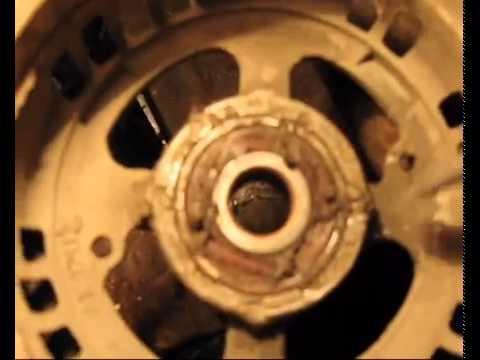 генератор 2110 смена подшипников