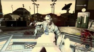 Call of Duty: Black Ops - Rezurrection - Moon - Gameplay (PC, PS3, Xbox 360)