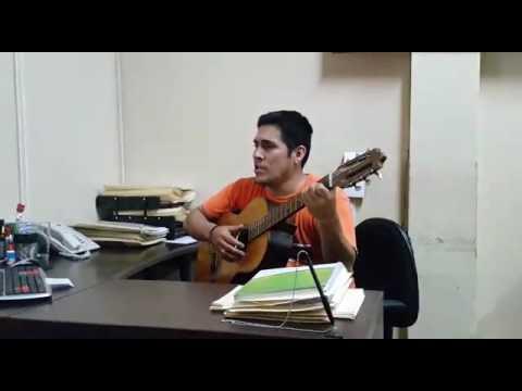 Abrázame -- Alejandro Fer..... cover Leonardo Rocha
