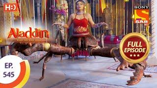 Aladdin - Ep 545 - Full Episode - 30th December 2020