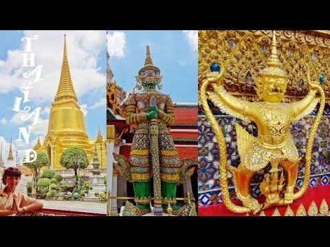 Bangkok Grand Palace, Emerald Buddha, Thailand