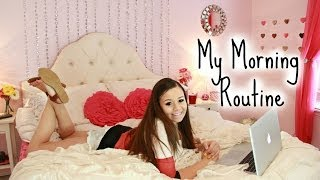 My Morning Routine! | Krazyrayray