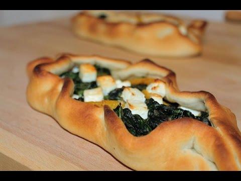 Türkische Pide Selber Machen Vegetarisch Turkish Pide Pizza