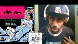 Run The Jewels - a few words for the firing squad (radiation) LISTENING PARTY!!! REACTION VIDEO!!!