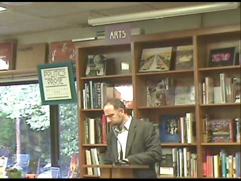 Dean Baker Discussing and Signing Copies of Taking Economics Seriously