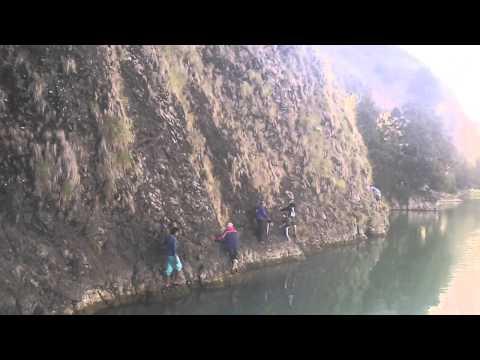 Jalan menuju pancoran mas, Gunung rinjani (Rarang)