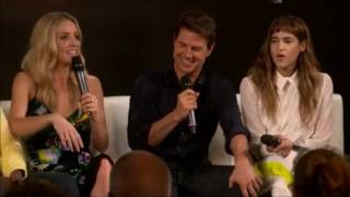 Tom Cruise Director Alex Kurtzman And The Mummy Cast Live Video From London