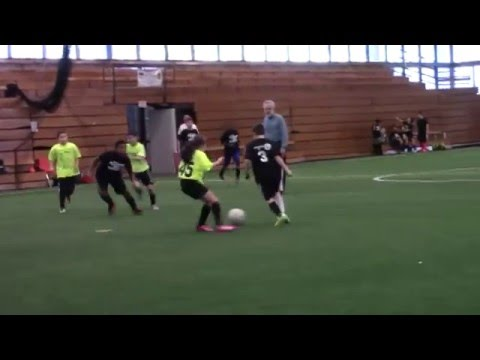 U10 Youth Soccer - Grannie Cam  12-13-15