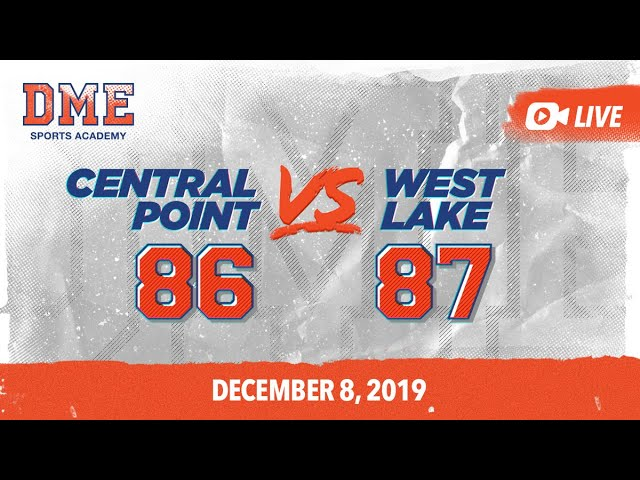 Central Point vs West Lake