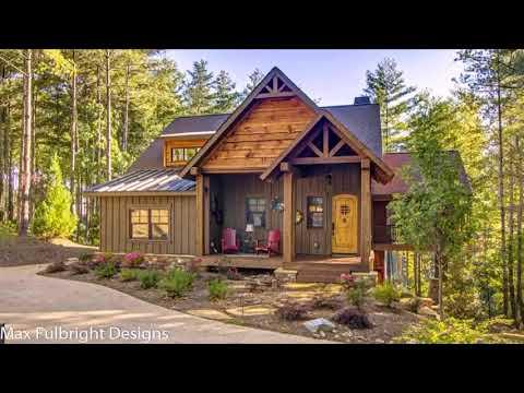 Small Lake House Plans With Walkout Basement