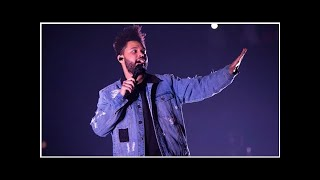 The Weeknd picked for cover of Time magazine's 'Next Generation Leaders'
