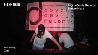 Felix Xilef Woid @ Psychodevils Record Stream ELLEN NOIR Magdeburg 25.07.2020