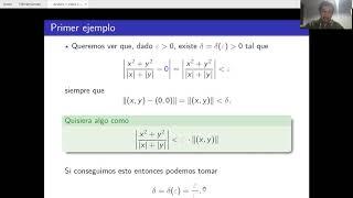 Cálculo de límites usando coordenadas polares
