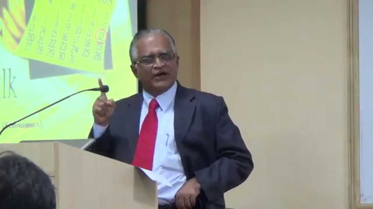 MANTHAN'14 The Budget Talk Part # 1/5