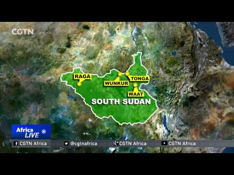 UN concerned over reports of fresh fighting in South Sudan