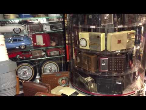 Radio museum. Part of my radio collection