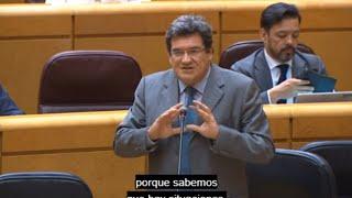 """Escrivá defiende que el IMV acabará con """"las disparidades regionales"""""""