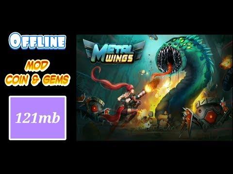 Metal Wings Elite Force Mod Apk (gameplay Dan Links Downloadnya)
