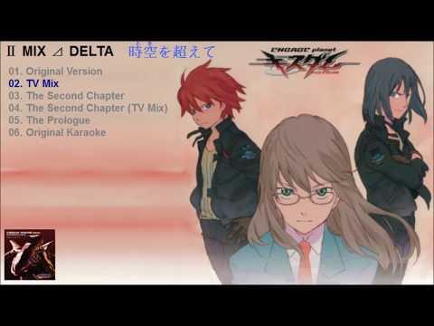 "(0:00) - 01. Original Version (4'32'') ""時空を超えて"" from ○ 1st Single 「時空(とき)を超えて」 track 1 (GNCA-7908 / 2007.07.04) (0:39) - 02. TV Mix (1'32'') ""時空を ..."