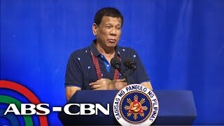 Pres. Duterte speaks before an audience in General Santos City  | 13 June 2019