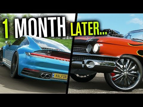 I've Not Played Forza Horizon 4 for a Month thumbnail