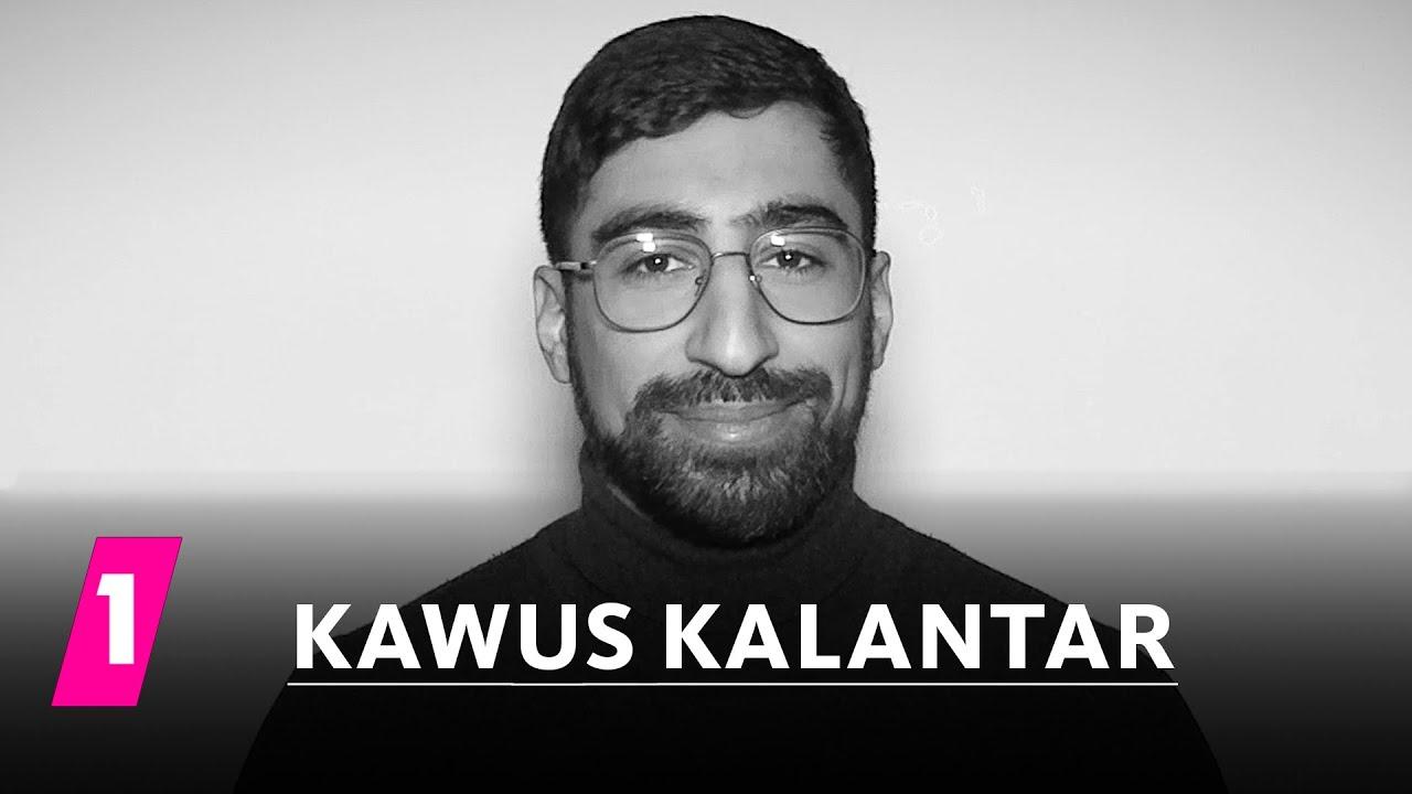 Kawus Kalantar im 1LIVE Fragenhagel | 1LIVE