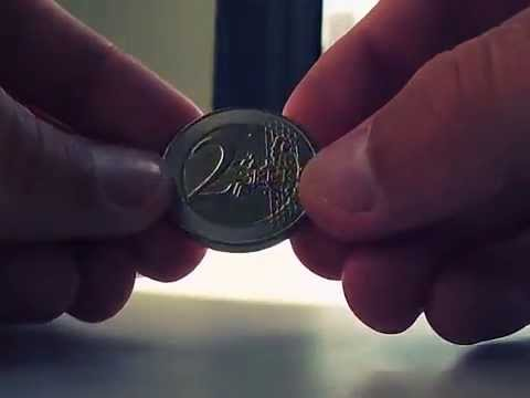RARE 2 Euro Coin by ashenclone