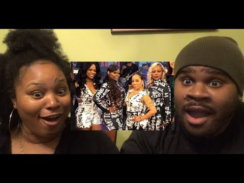 XSCAPE - JUST KICKIN IT (LIVE ON GMA) - REACTION