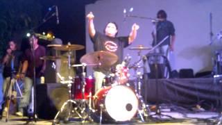 charlie malos hábitos necrosis 2do festival de bateristas de nicaragua