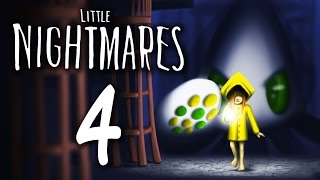 Little Nightmares - EVERYONE WANTS TO EAT ME ~Part 4/The Guest Area~ (Creepy Indie Adventure Game)