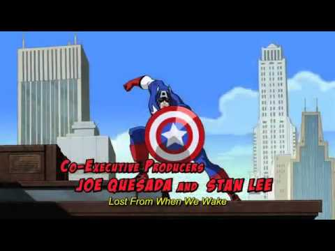 Who does the avengers cartoon theme song — photo 1