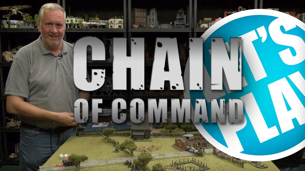 Download Let's Play: Chain of Command - Action on the Orne